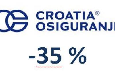 CROATIA OSIGURANJE - 35% POPUSTA ZA ČLANOVE IPA
